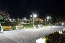Кърджали се радва на енергоспестяващо осветление с пари от правителството