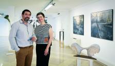 """""""ЧЕРВЕНАТА ТОЧКА"""" е семеен проект, започнат преди 4 години от Нина и Даниел Мирчеви. Семейството развива галерията като място за представяне на млади и обещаващи автори от България. Успяват да защитят избора си на международни арт панаири в Базел, Хамбург и Лион. За да осигури бизнес основа за мисията си, семейството създава депо за продажба на съвременно изкуство. Депото предлага богато разнообразие от творби на 50 съвременни автори, събрани на едно място от над 200 кв.м."""