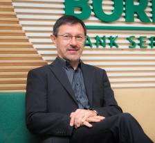 МИРОСЛАВ ВИЧЕВ е главен изпълнителен директор на платежния и картов оператор БОРИКА
