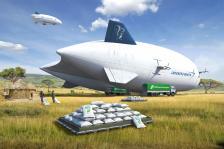 Проект на Lockheed Martin за товарен дирижабъл