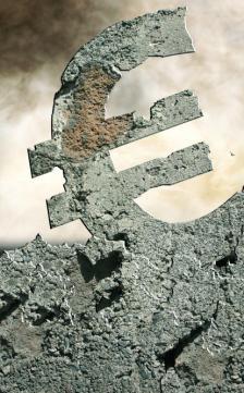 Пълно разпадане на еврото