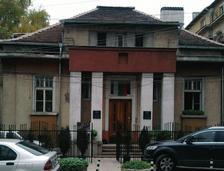 """Къщата на Славчо Бабаджанов, която строи през 1915 г., днес е сграда на Българската национална филмотека на ул. """"Гурко"""""""