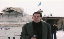 Кадър от Босна, 1994 г.