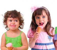 Кратка история  на сладоледа
