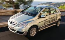 Пета скорост за водородните коли