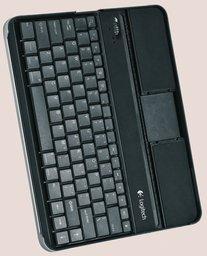 Logitech Ultrathin Keyboard Cover - продуктивност и защита  за новия iPad