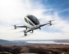 Китайският пътнически дрон eHang