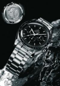 Първият часовник на Луната