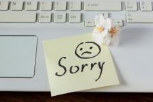 """Думата """"извинявай"""" понякога е най-трудната за произнасяне и в корпоративните комуникации"""