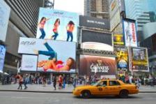 """Колоритният секси рекламен дайджест в един друг свят - """"Таймс Скуеър"""""""