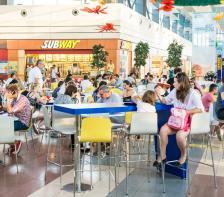 Subway има 45 055 ресторанта, от които 42 са в България