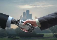 За щастие, най-вероятният модел за изкуствения интелект в близкото бъдеще е сътрудничеството, което използва силните страни на хора и машини