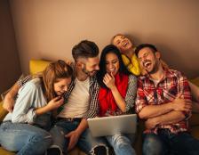 Нейтив рекламата често те кара да се забавляваш и има вирусен ефект