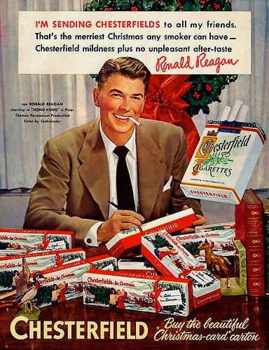 1952 г. Всеки иска цигари за коледен подарък, нали?