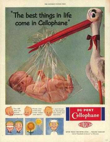 Бебе в найлонова торба? Няма проблем.