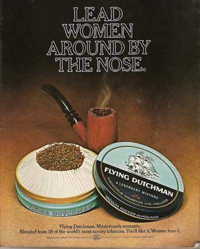 Жените обожават мириса на тютюн.